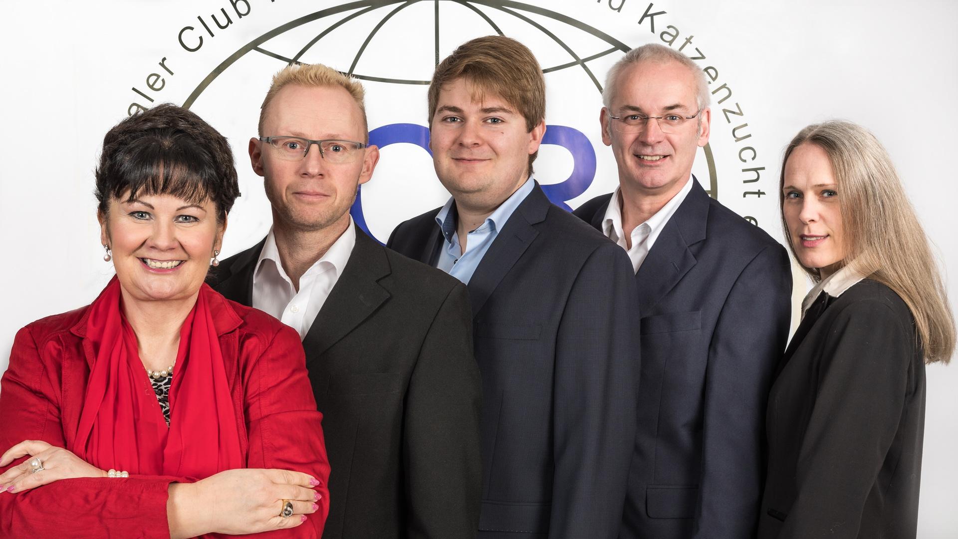 ICR Vorstand und Beiräte